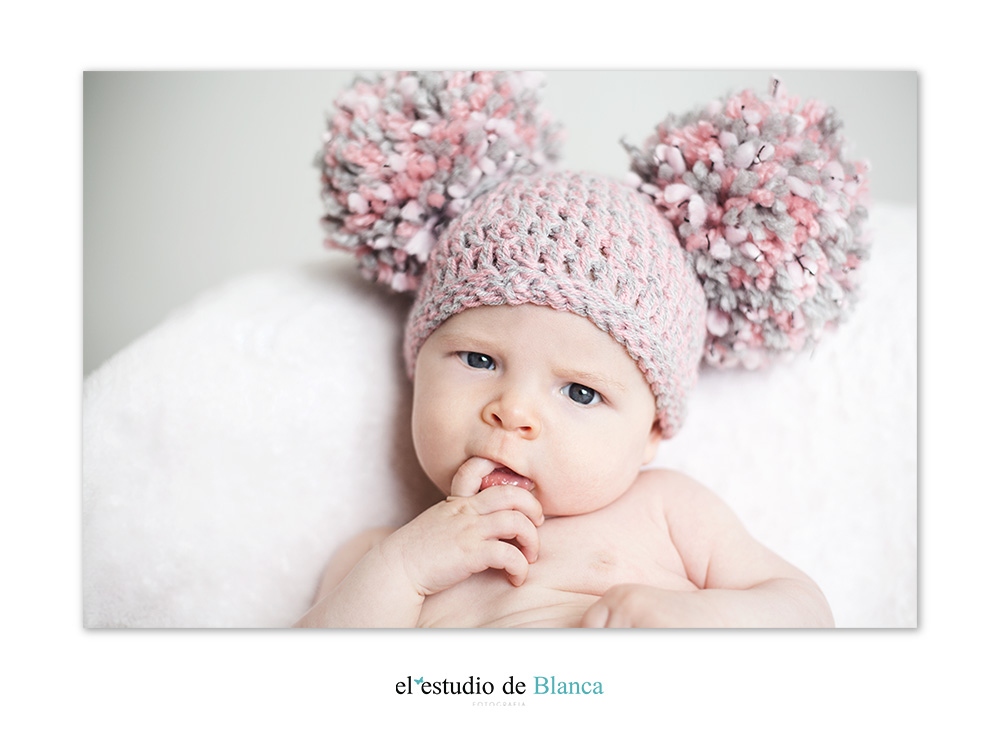 bebe adorable gorrito croche